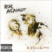"Rise Against ""The Sufferer and The Witness"" CD"