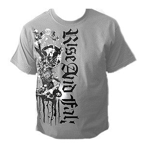 Rise And Fall Arch Angel T Shirt