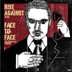 Face To Face/Rise Against 7""