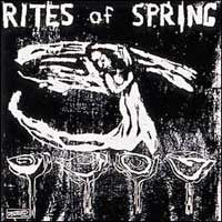 "Rites Of Spring ""End On End"" CD"
