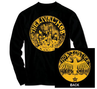 "The Rival Mob ""LP Cover"" Long Sleeve Shirt"