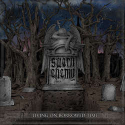 "Sworn Enemy ""Living On Borrowed Time"" CD"