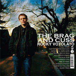"Rocky Votolato ""The Brag And Cuss"" LP"