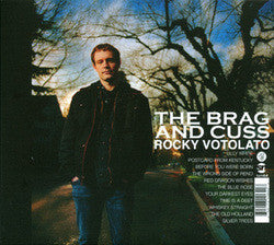 "Rocky Votolato ""The Brag And Cuss"" CD"