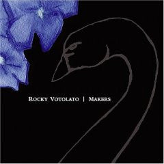 "Rocky Votolato ""Makers"" CD"
