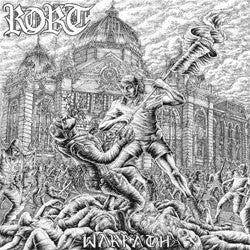"Rort ""Warpath"" LP"