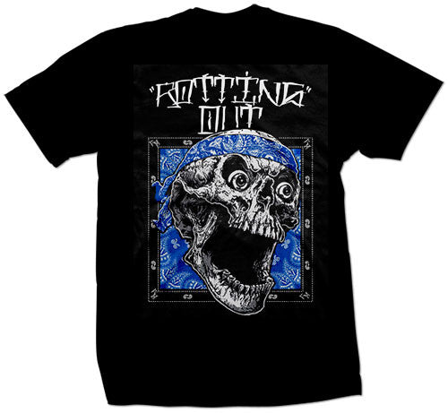 "Rotting Out ""Bandana"" T Shirt"