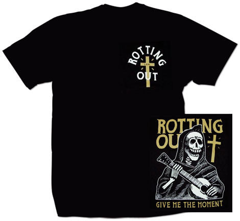 "Rotting Out ""Reaper"" T Shirt"