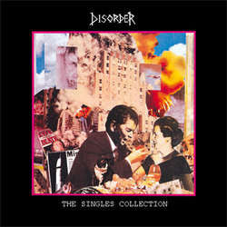 "Disorder ""The Singles Collection"" LP"