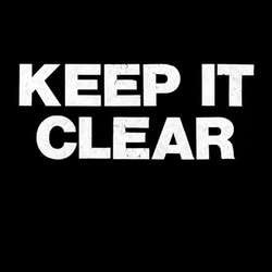 "Keep It Clear ""A Lesson That You're Gonna Learn"" LP"