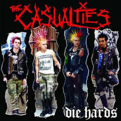 "The Casualties ""Die Hards"" CD"