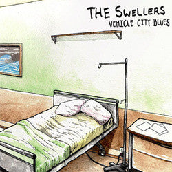 "Swellers, The ""Vehicle City Blues"" 7"""