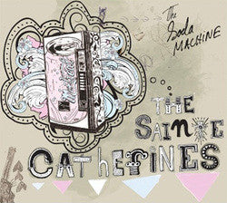 "Sainte Catherines ""Soda""CD+DVD"