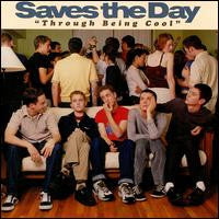 "Saves The Day ""Through Being Cool"" CD"