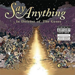 "Say Anything ""In Defense Of The Genre"" CD"