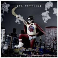 "Say Anything ""<i>self titled</i>"" CD"