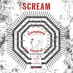 "Scream ""Complete Control Recording Sessions"" 10"""