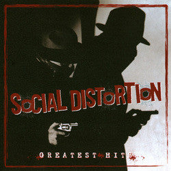 "Social Distortion ""Greatest Hits"" CD"