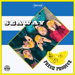 "Seaway ""Fresh Produce"" CD"