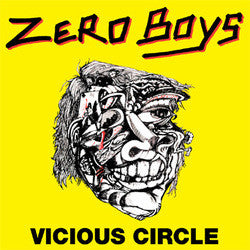 "Zero Boys ""Vicious Circle"" LP"