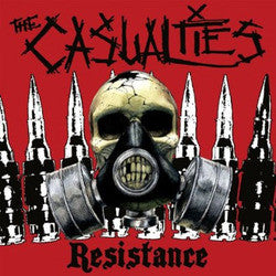 "Casualties ""Resistance"" CD"