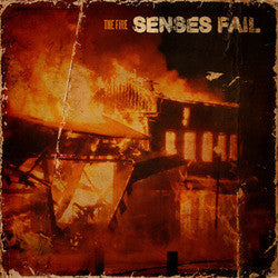 "Senses Fail ""The Fire"" CD"