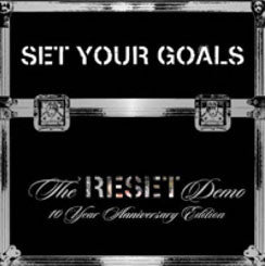"Set your Goals ""Reset"" 10"""