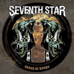 "Seventh Star ""Brood Of Vipers"" CD"