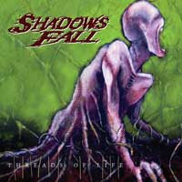 "Shadows Fall ""Threads Of Life"" CD"
