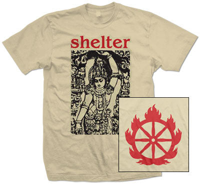 "Shelter ""Logo"" T Shirt"