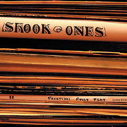 "Shook Ones ""Facetious Folly Feat"" LP"