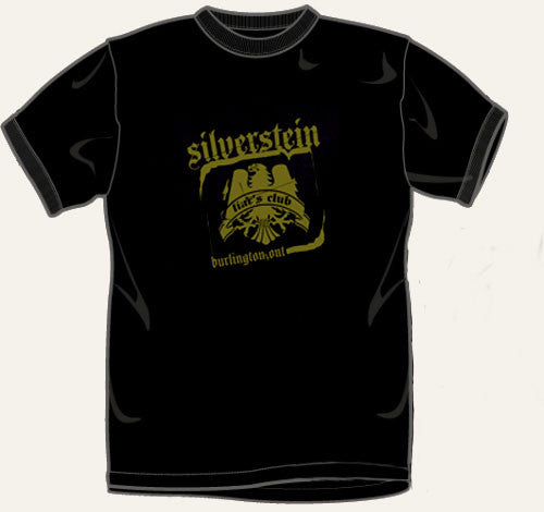 Silverstein Liars Club T Shirt