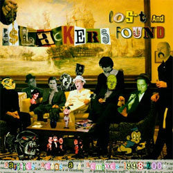 "The Slackers ""Lost And Found"" LP"