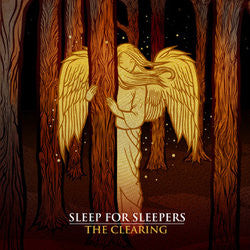 "Sleep For Sleepers ""The Clearing"" CD"