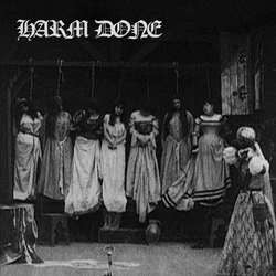 "Harm Done ""Self Titled"" 7"""