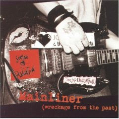 "Social Distortion ""Mainliner: Wreckage From The Past"" CD"