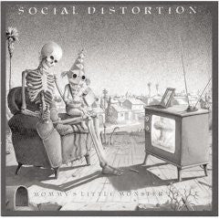 "Social Distortion ""Mommy's Little Monster"" CD"