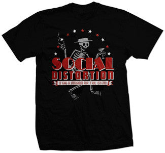 "Social Distortion ""30 Years"" T Shirt"