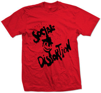 "Social Distortion ""Face"" T Shirt"