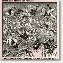 "Various ""Someone Got Their Head Kicked In"" LP"