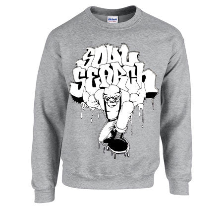 "Soul Search ""Skinhead"" Crew Neck Sweatshirt"