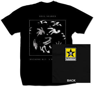 "Soul Search ""Nothing But A Nightmare"" T Shirt"