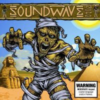 "<i>various artists</i> ""Soundwave 2010"" CD"