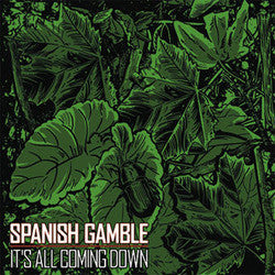 "Spanish Gamble ""It's All Coming Down"" LP"