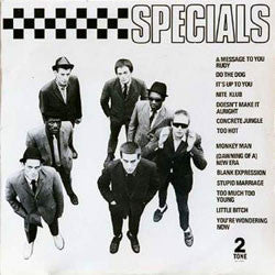 "The Specials ""Self Titled"" LP"