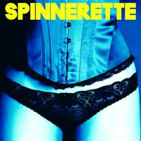 "Spinnerette ""<i>self titled</i>"" CD"