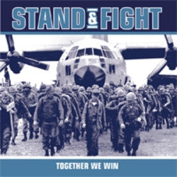 "Stand and Fight ""Together We Win"" CD"