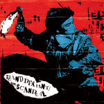 "Stand Defiant / The Scandal ""Split"" CD"
