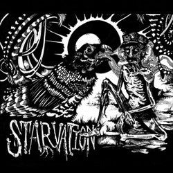 "Starvation ""Arm Against The Forces"" 6"""