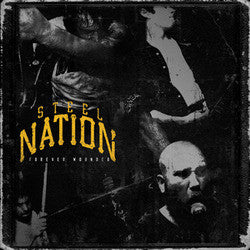 "Steel Nation ""Forever Wounded"" LP"